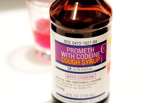 codeine syrup