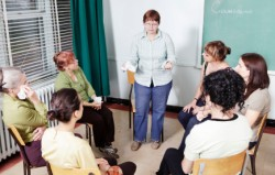 Attending support group meetings will help you stay sober.