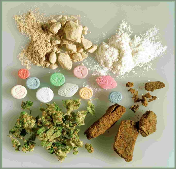 narcotic use side effects