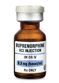 Treatment for narcotics addiction